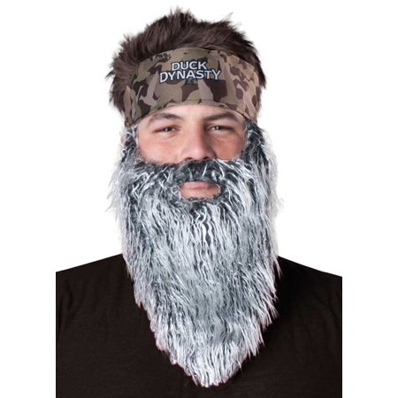 // Duck Dynasty Phil Accessory Set//