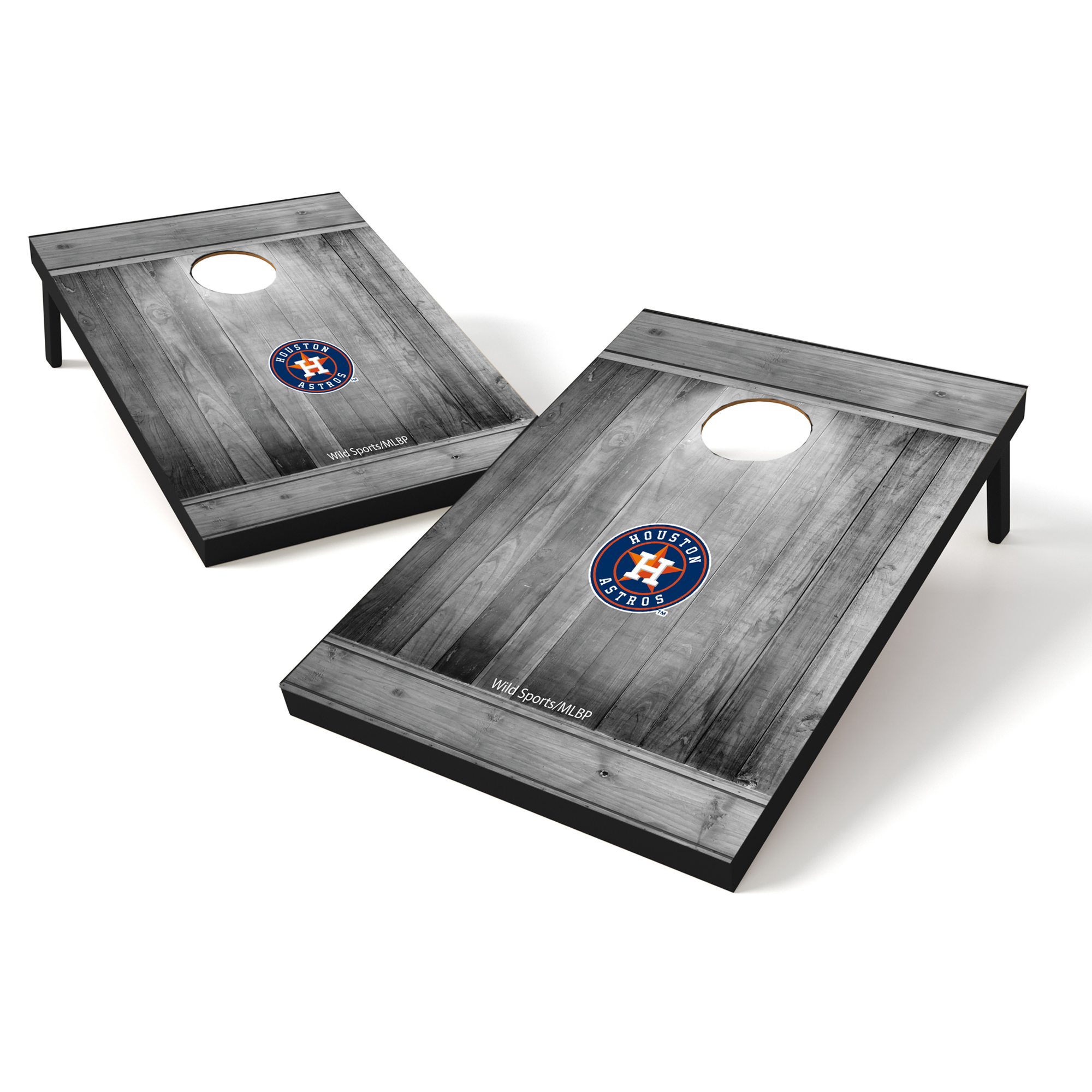 Tailgate Toss Wood MLB Houston Astros