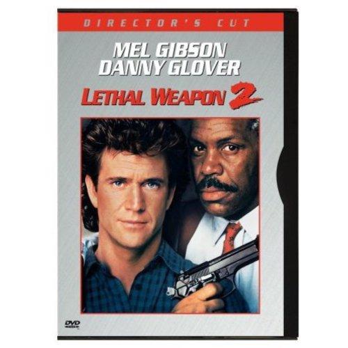 Lethal Weapon 2 [dvd/dl/ws/dir Cut/behind Scenes-stunts/dd5.1/orig T] (warner Home Video)