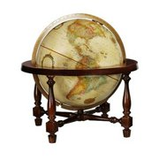 Colonial Antique Globe