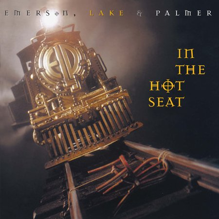 Emerson Lake Palmer - In The Hot Seat - Vinyl (Emerson Lake & Palmer In The Hot Seat)