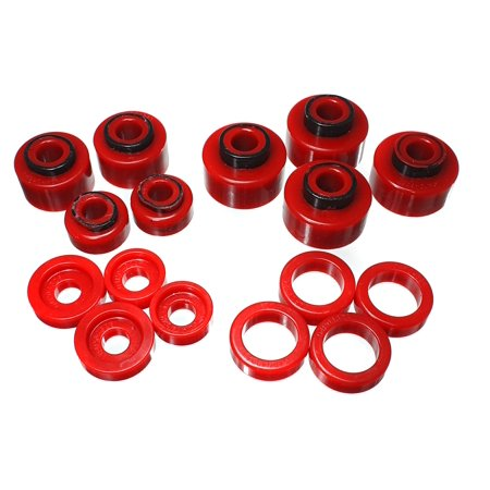 Energy Suspension 4.4120R  Body Mount Bushings - image 1 of 1