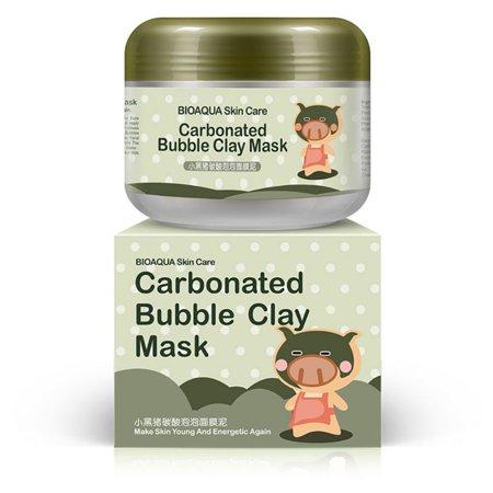 MarinaVida Carbonated Bubble Sleep Mask Face Pore Deep Cleansing Moisturizing