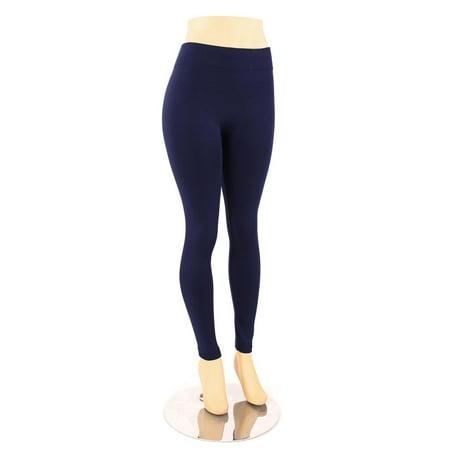 bd3e7315007 Mopas - Mopas Women s Plus Size Fleece Lined Leggings - Walmart.com