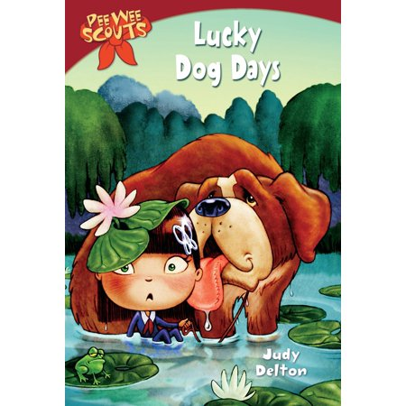 Pee Wee Scouts: Lucky Dog Days](Web Backpack)