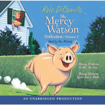 The Mercy Watson Collection Volume I : #1: Mercy Watson to the Rescue; #2: Mercy Watson Goes For a (Mercy Watson To The Rescue Discussion Questions)