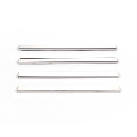 Putco 95171 Cargo Door Sill Protector; Stainless Steel; 2 pc.;