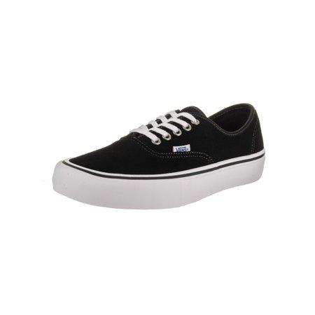 8eed55e623 VANS - Vans Men s Authentic Pro (Suede) Skate Shoe - Walmart.com
