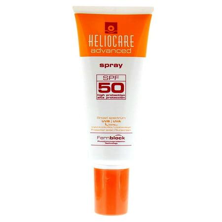 avancée spray SPF 50 à large spectre UVA - UVB Crème Solaire 200ml