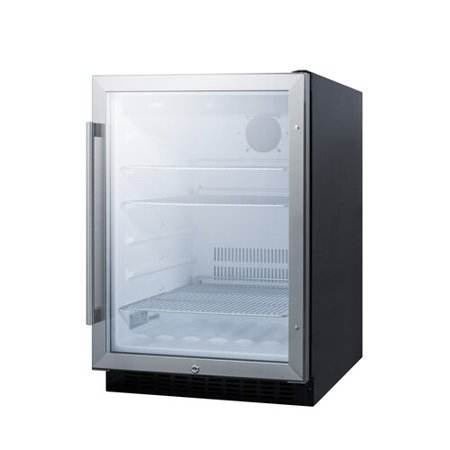 Summit Appliance Summit Built-In 23.63-inch 4.86 cu.ft. Undercounter Beverage