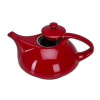 Tea Cup Saucer Sets Red Walmart Com