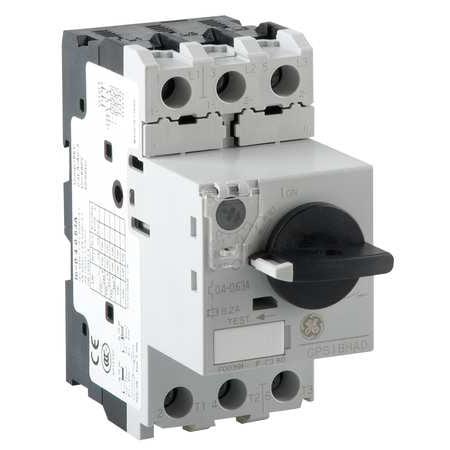 SURION GPS1BHAD Manual Motor Starter, IEC, 0.63A, 600V