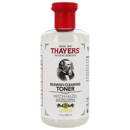 Thayers - Witch Hazel Blemish Clearing Toner Lemon - 12 fl. oz.