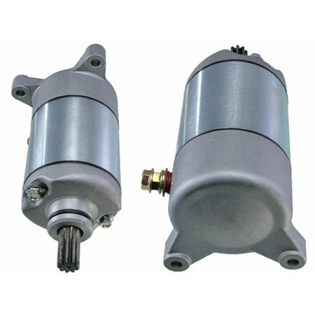 NEW Starter Motor For POLARIS SPORTSMAN 335 400 450 500 ATV 1996-2012 Eng 499cc 4 Stroke Replaces 3084981, 3090188