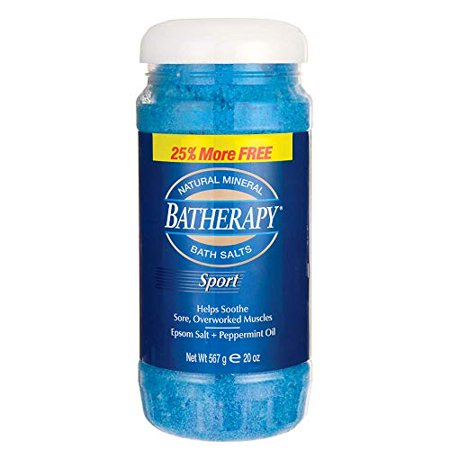 Queen Helene Batherapy Sport Natural Minerals and Bath Salts, 20 Ounce - image 1 de 3