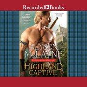 Highland Captive - Audiobook
