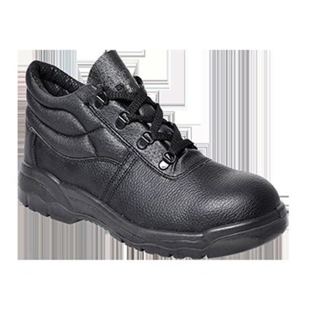 Portwest FW10 Regular Steelite Protector Safety Boot S1P, Black - Size 42 & 8 - image 1 de 1