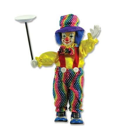 Clown Music Box (Clown Motion Music Box Balancing A)