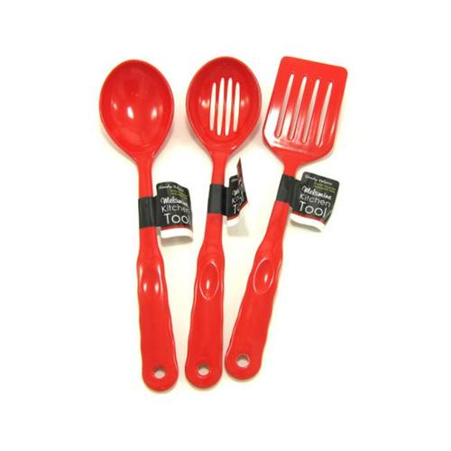 Bulk Buys HT951-12 Red Kitchen Tools