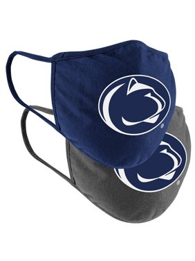 Penn State Nittany Lions Colosseum Adult Face Covering 2-Pack