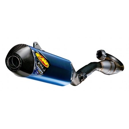 FMF Racing 045573 Factory 4.1 RCT Full System with MegaBomb Header - Titanium