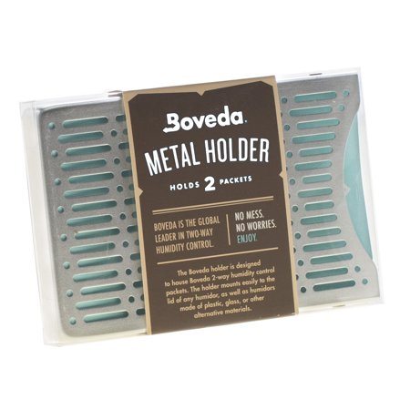 Boveda Metal Holder - Holds 2 Large Boveda Packs ()