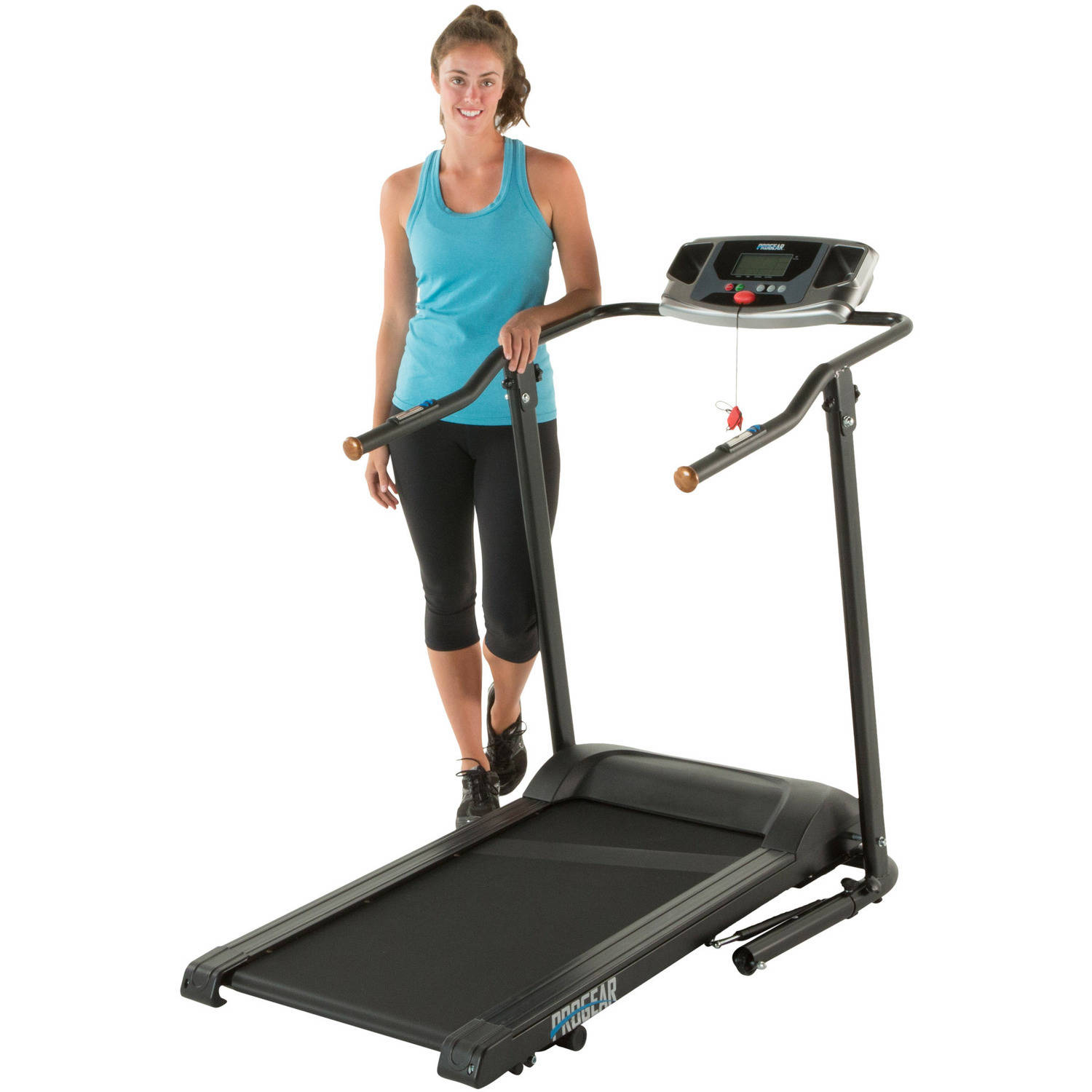 Progear HCXL 4000 Ultimate High-Capacity, Extra-Wide Walking and Jogging Electric Treadmill with Heart Pulse System