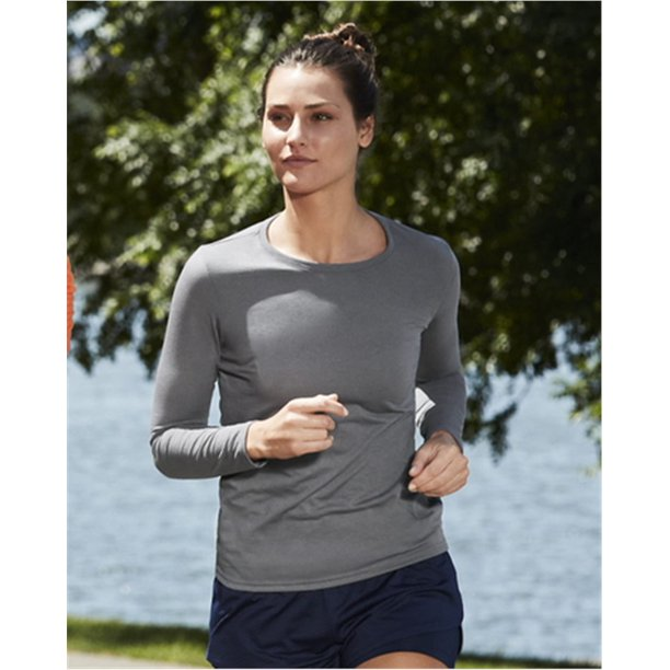 Gildan - Performance® Women's Long Sleeve T-Shirt - 42400L - IWPF