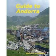 Guide to Andorra - eBook
