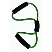 15-Inch Figure 8 Resistance Training Tube in Green