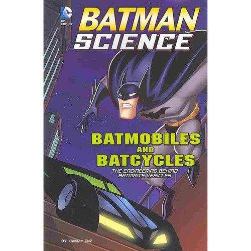Batmobiles and Batcycles: The Engineering Behind Batman's Vehicles