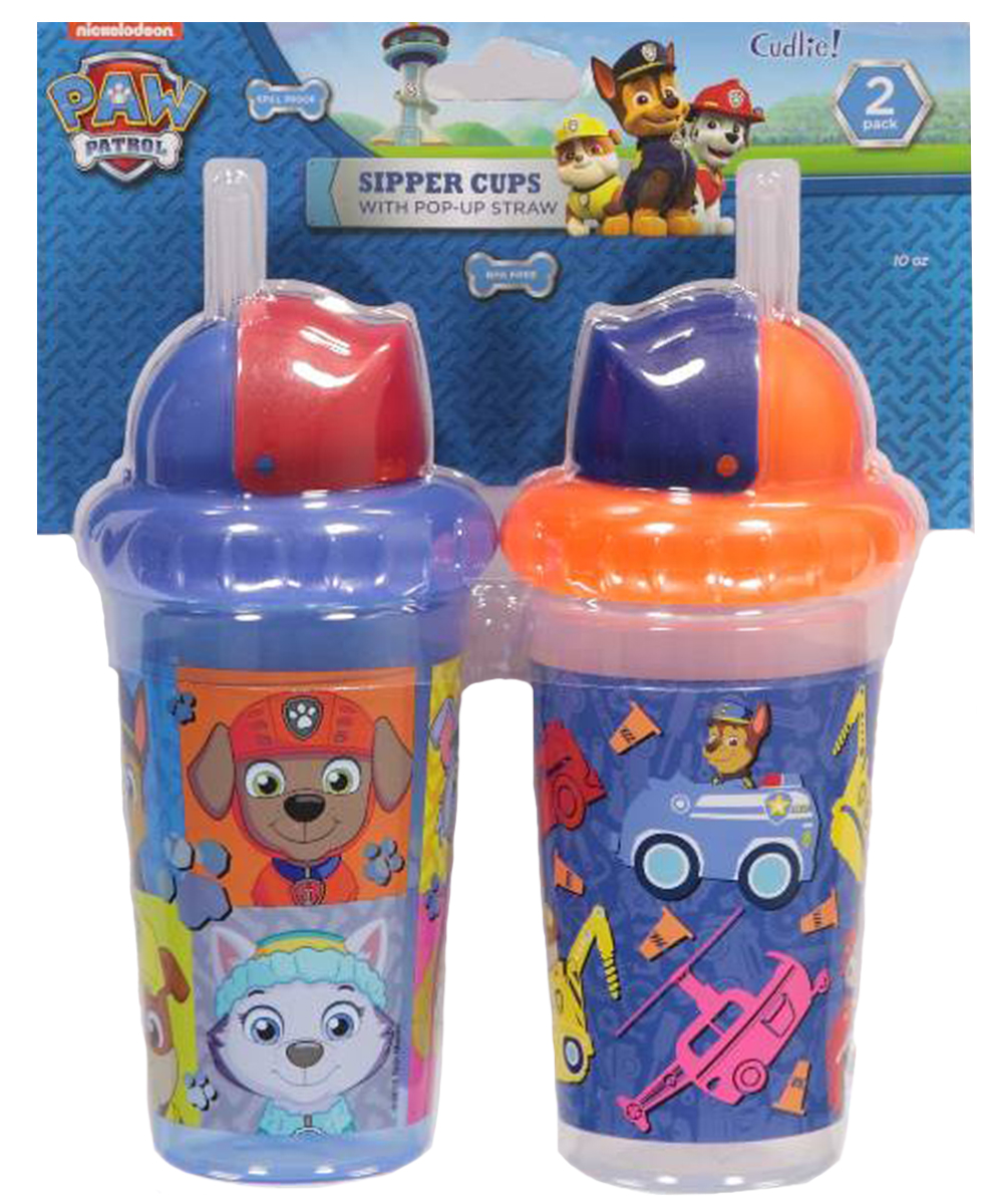 2-Pack Sipper Cups (10 oz.) by Paw Patrol