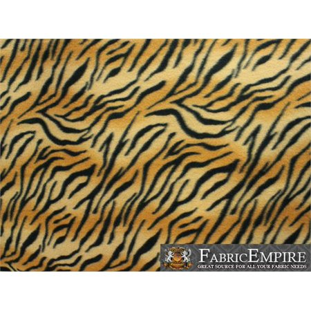 Fleece Fabric Printed ANTI PILL TIGER - Daniel Tiger Fabric