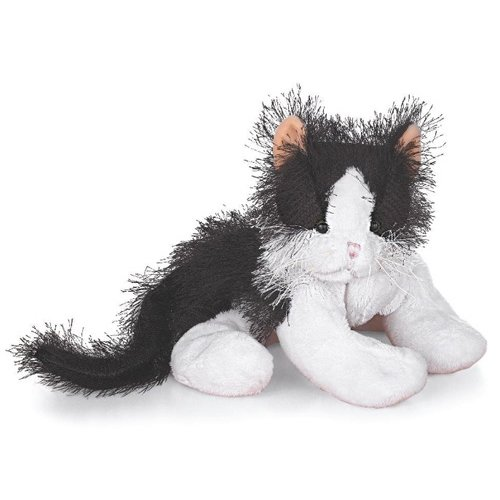 Ganz Webkinz Black And White Cat Hm016 Walmart Com
