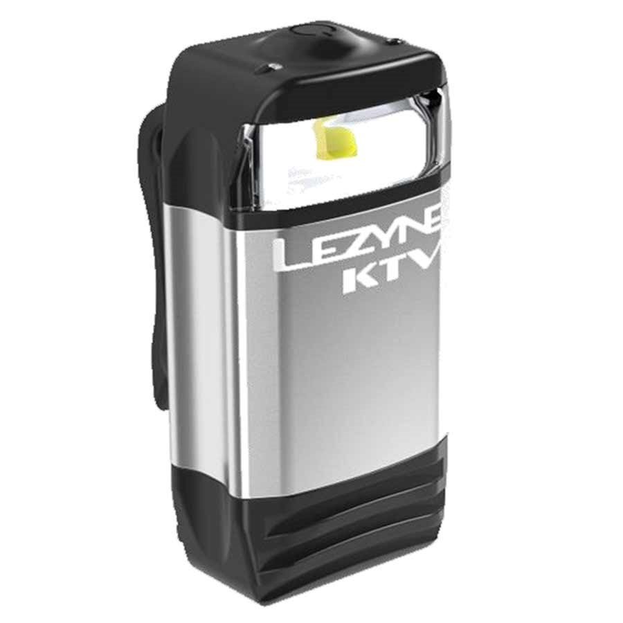 Lezyne, LED KTV Drive, Light, Front, Silver