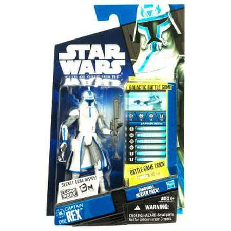 Star Wars - The Clone Wars Captain Rex Action Figure