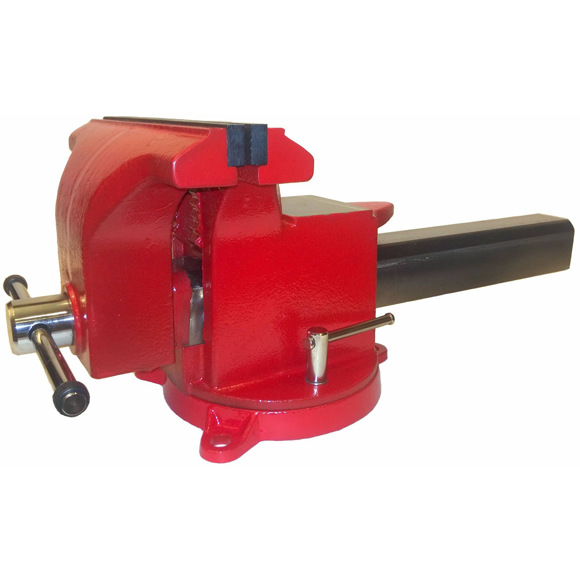"Click here to buy Yost 918-As 18"" All Steel Bench Vise by Yost Vises."