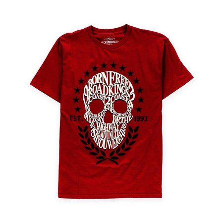 Ecko Unltd. Mens Skull Said Graphic T-Shirt