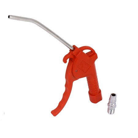 Unique Bargains Blow Clean Dust Removing Air Duster Gun Cleanner Handy Tool for Machine - Greaser Guy