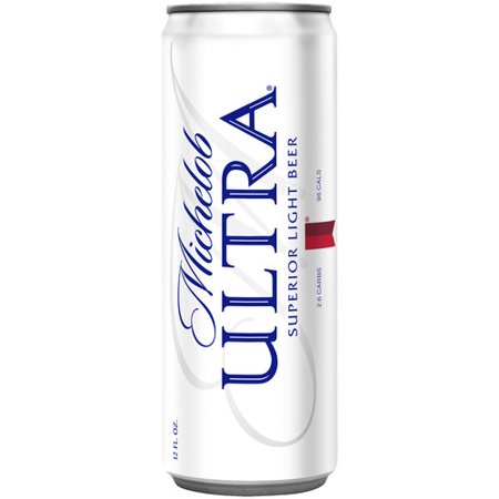 Michelob Ultra Light Beer, 6 pack, 12 fl oz