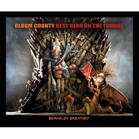 Bloom County: Best Read On The Throne (Best Tablet For Reading Comics)