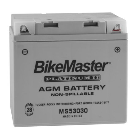 BikeMaster AGM Platinum II Battery MS53030 For BMW R100RS