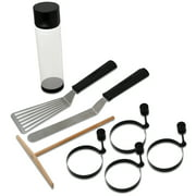 Cuisinart 8-Piece Griddle Breakfast and Crepe Set