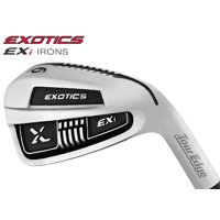 Tour Edge Exotics EXI Golf Iron Set (4-AW), KBS Tour 90 Steel Shaft (Right Handed)