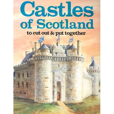Castles of Scotland Coloring Book (Best Scottish Castles To Visit)