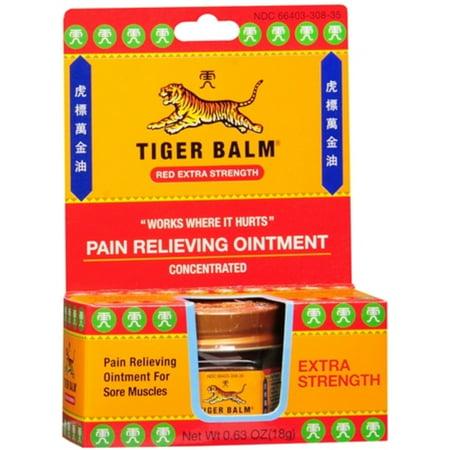 Extra Soothing Balm - Tiger Balm Extra Strength 0.63 oz