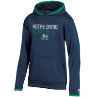Youth Russell Athletic Navy Notre Dame Fighting Irish Pullover Hoodie