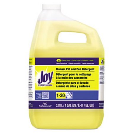 Pan Detergent Lemon - Joy 57447 Manual Pot & Pan Liquid Detergent, Lemon, 1 Gallon Bottle (PGC57447EA)