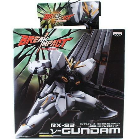 Gundam DX Break Impact RX-93 Banpresto Japan PVC Figure