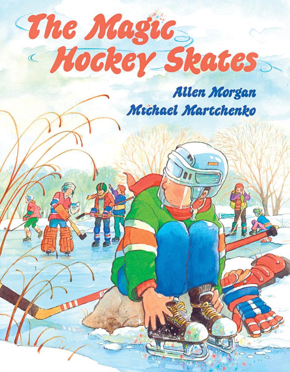 Magic Hockey Skates by Fitzhenry & Whiteside